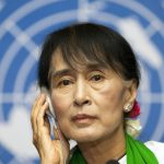 Aung San Suu Kyi suspended from the Sakharov Prize Community